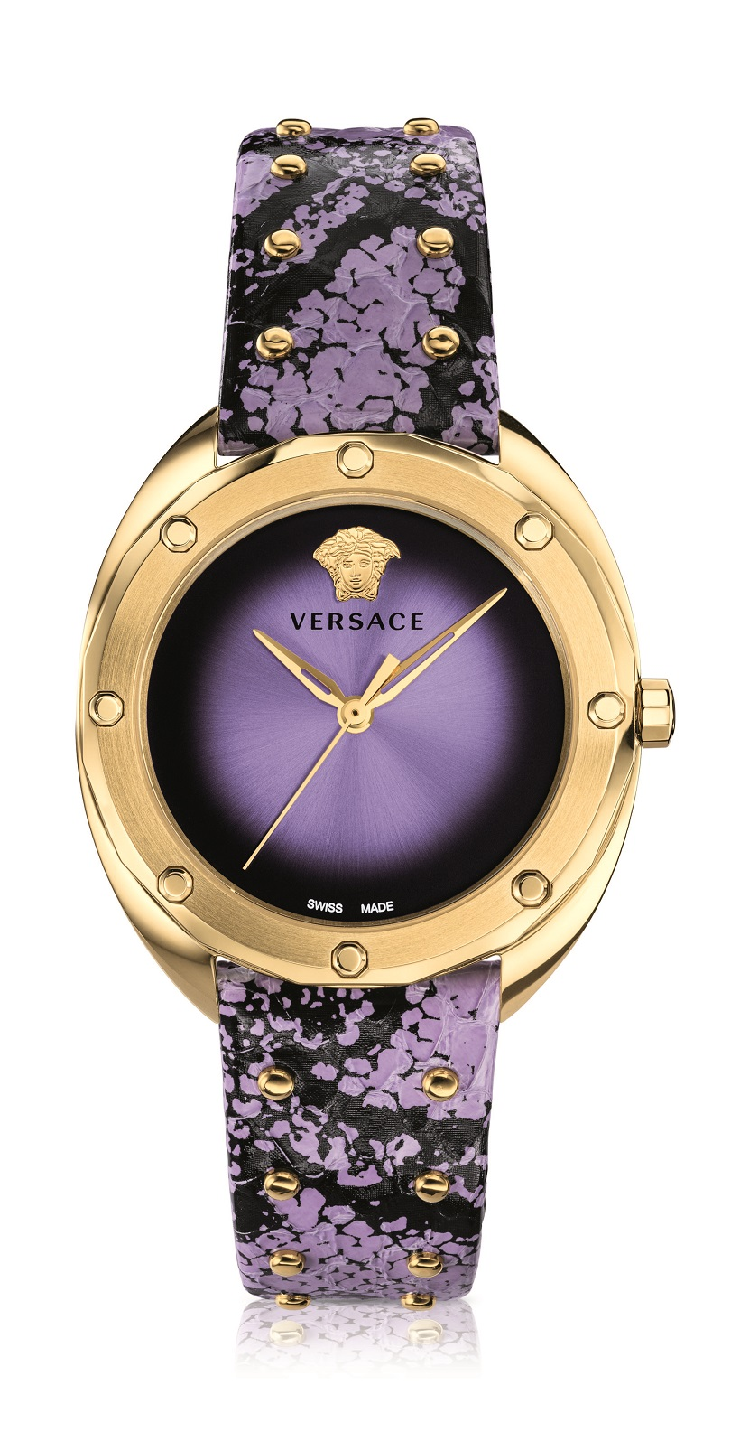 Shadov, The Fierce Timepiece By Versace