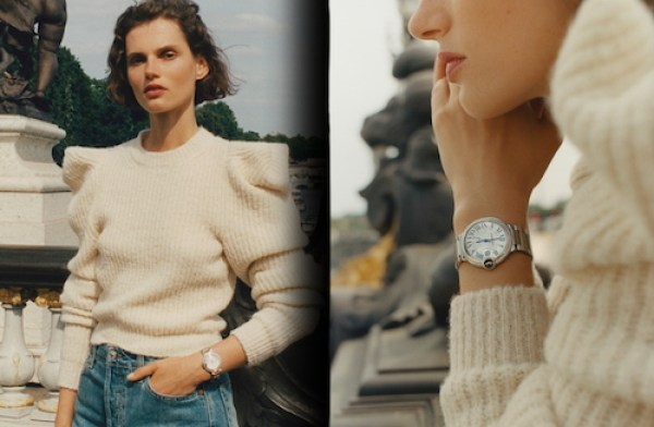 Net-A-Porter and Mr Porter Announce Permanent Launch Of Cartier Fine Watches