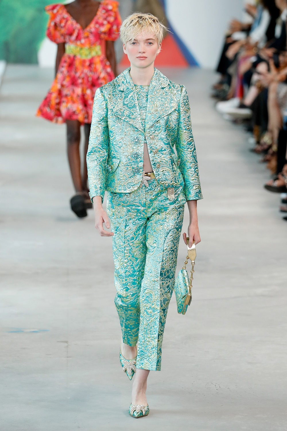 The SS19 Michael Kors Collection Runway Show