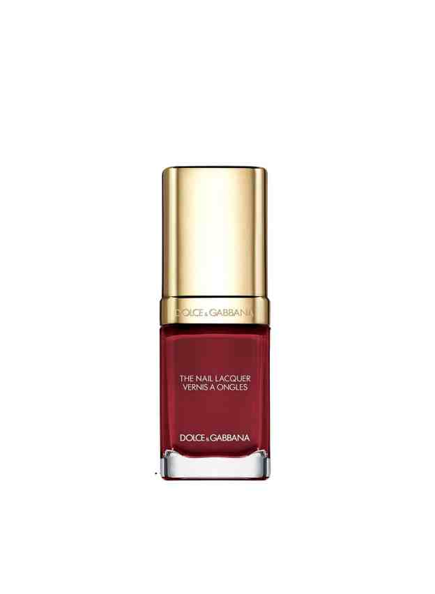 DG BEAUTY_THE NAIL LACQUER_RED 635