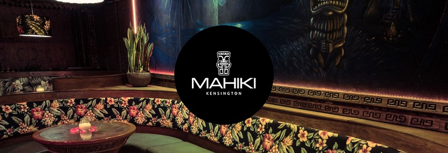Mahiki Kensington - Mahiki Kensington Guestlist Entry & Mahiki Kensington Tables