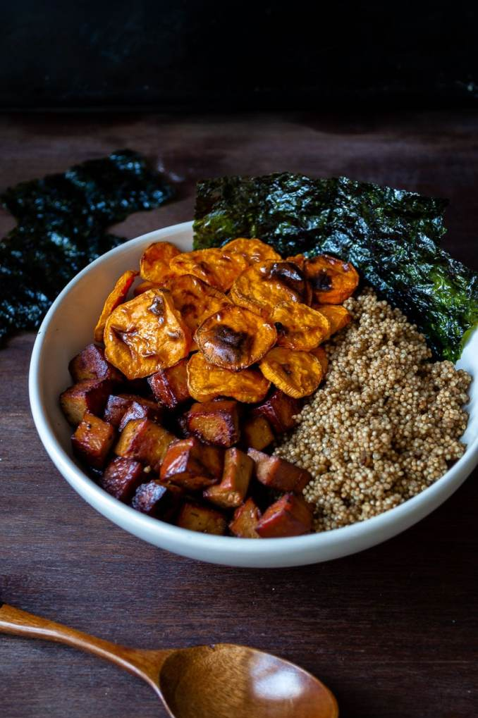 How to successfully make vegan Poke Bowls - 3 delicious
