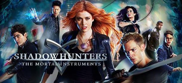 The Shadowhunters diventa una serie tv e sarà disponibile su Netflix