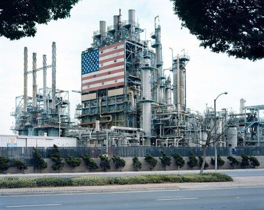 BP Carson Refinery, California, 2007
