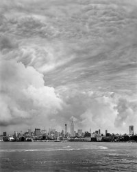 Clouds #33, New York City, 2014