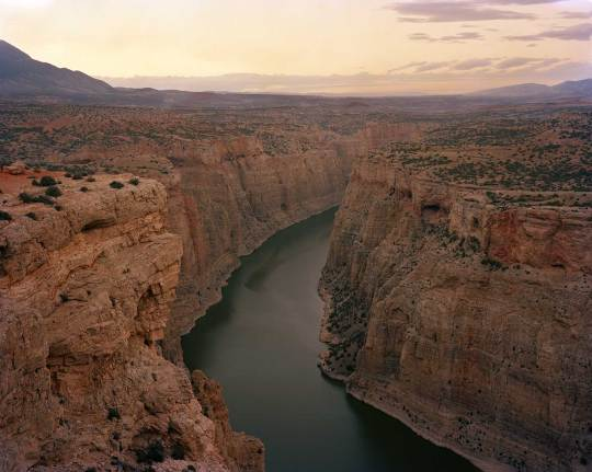 Devil Canyon Overlook, Bighorn Canyon National Recreation Area, Bighorn County, MT