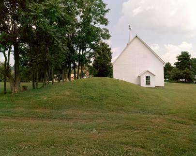 Zaleski Methodist Church Mound, Zaleski, OH