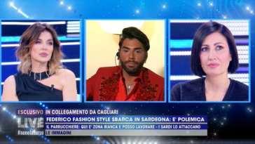 """Gossip News: """"Federico Fashion Style sembra Carlo Conti"""" la gaffe di Barbara d'Urso, Stefania Orlando e Simone sono in crisi?"""