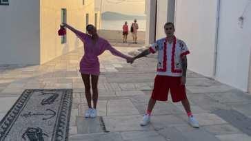 Justin Bieber: le [FOTO] della vacanza in Grecia con sua moglie Hailey