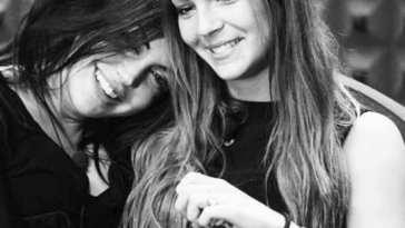 Matrimonio Bernardeschi-Ciardi, nessun invito per Sarah Nile che dice addio a Veronica: lo sfogo