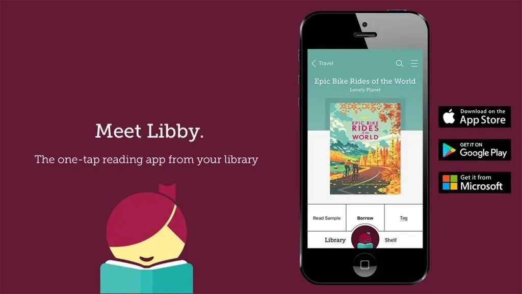 How to get books for free on Libby, the one-tap reading app from your library