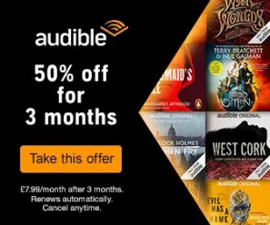 Audible advertisement