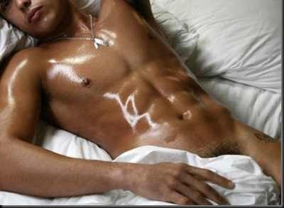 sweaty-body