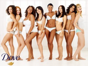 Dove Body Shapes and Variety