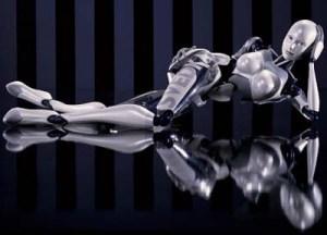 sexy robot