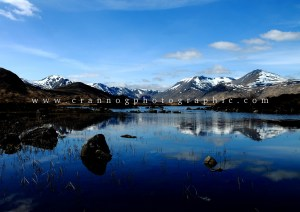 wacky wednesday-crannog-photographic-Lochan-na-h-Achlaise-and-the-Black-Mount