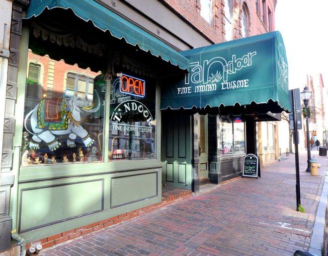 John Patriquin/Staff Photographer: Tandoor restaurant in Portland for review, Sat. Nov.24,2012.