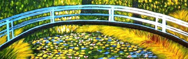 Bridge Monet