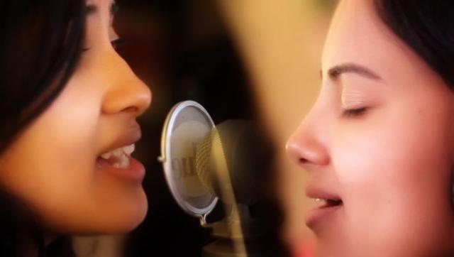 Vidhya and Vandhana