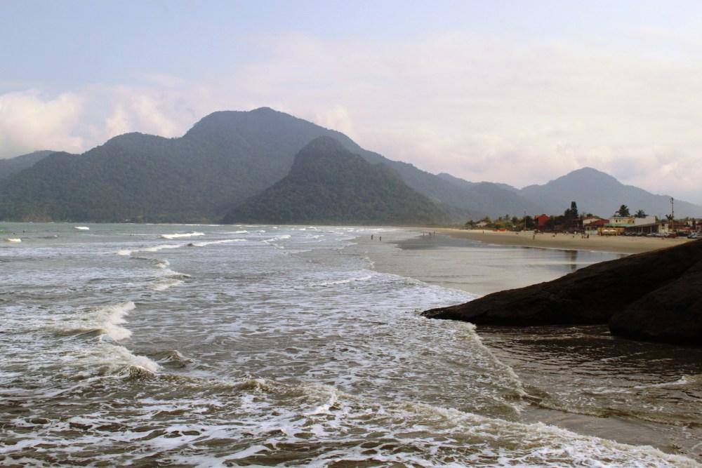 Praia do Guaraú - Peruíbe/SP (1/6)