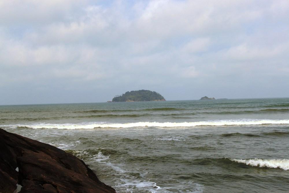 Praia do Guaraú - Peruíbe/SP (5/6)