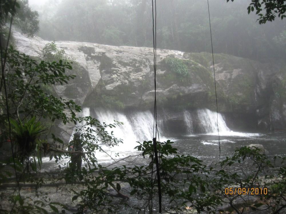 Cachoeira da Pedra Furada - Mogi das Cruzes/SP (4/6)