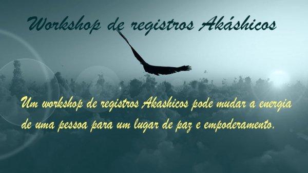 Workshop de registros Akashicos