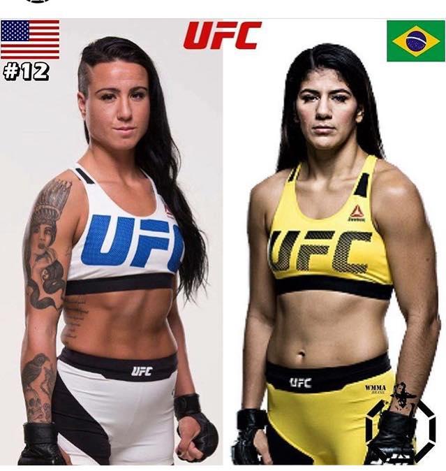 UFC - Ketlen Vieira vs Ashlee - foto 2