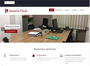 Diseño web Mallorca - Asesoria H4