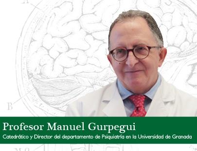 Profesor Manuel Gurpegui