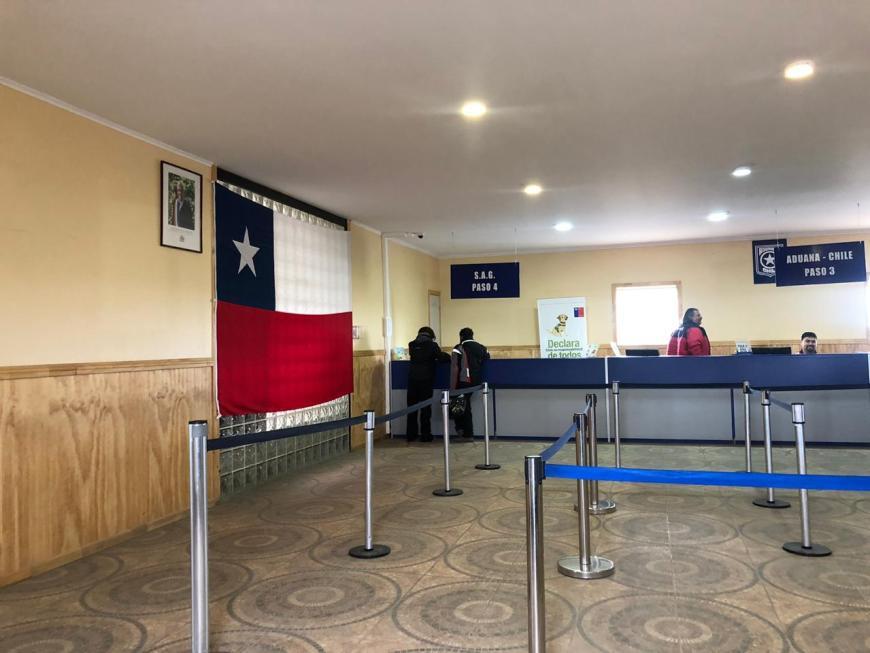 aduana Chile