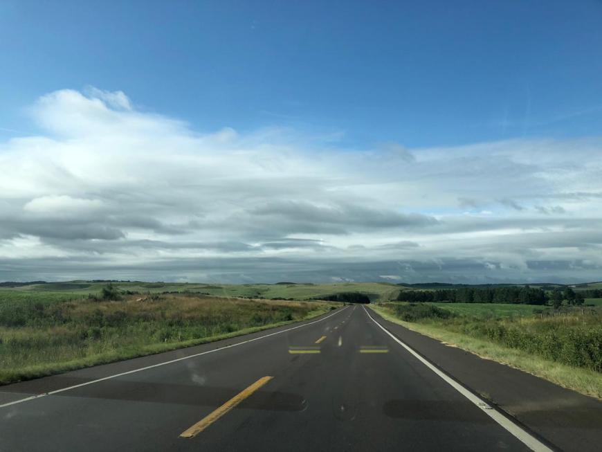 De Curitiba a Paso de los Libres