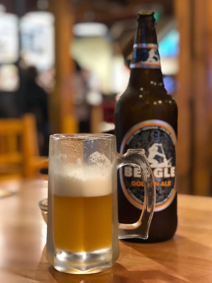 cerveja beagle ushuaia