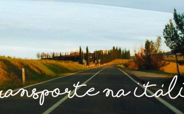meio de transporte na itália
