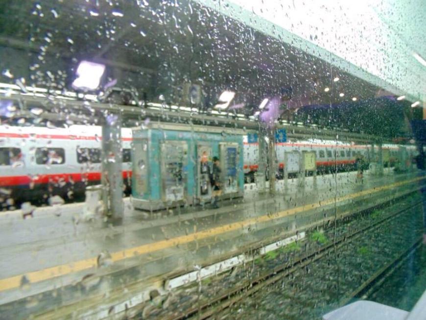 trem de mestre a veneza