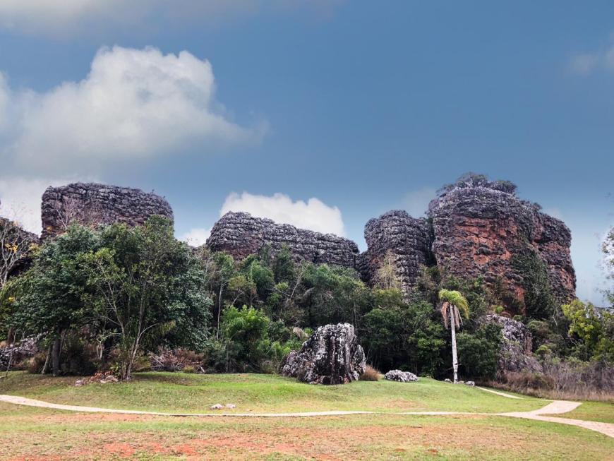 parque nacional de vila velha