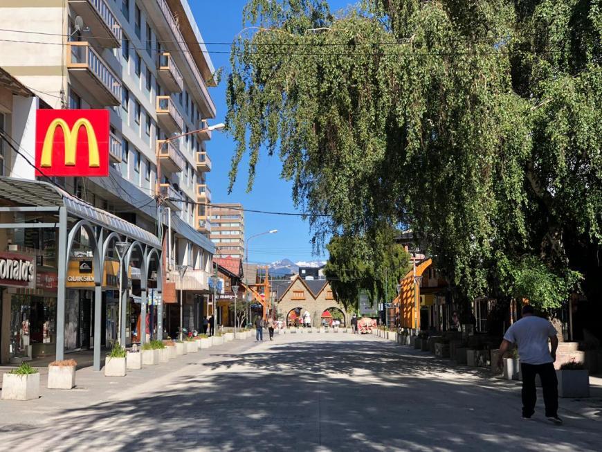 Rua Mitre Bariloche