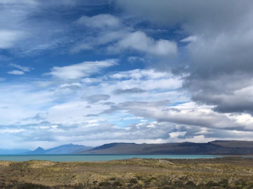 Lago Viedma El Chaltén