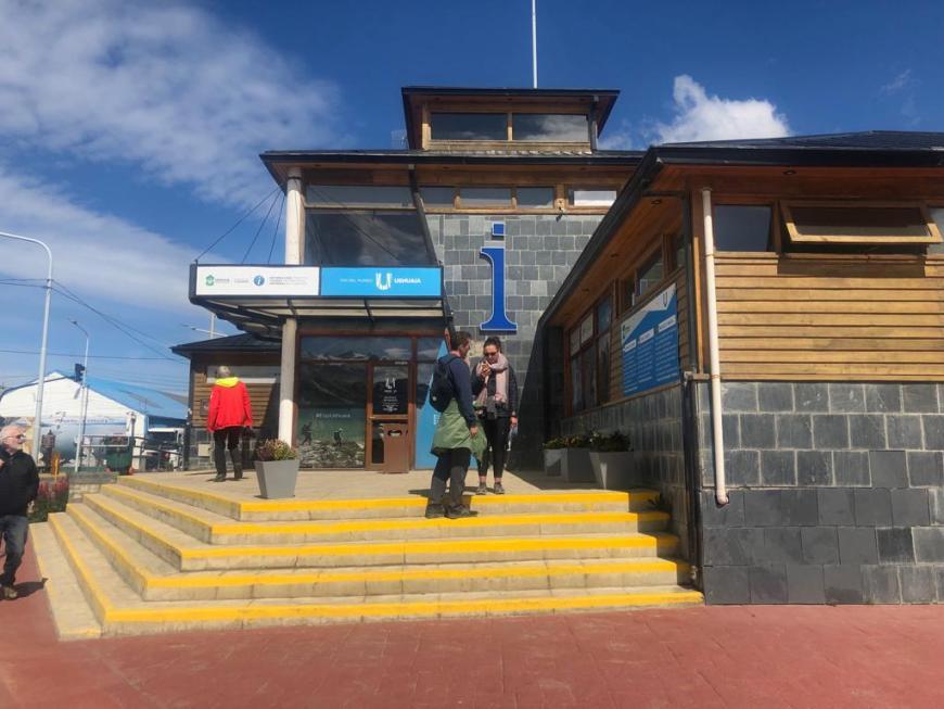 centro de informações ushuaia