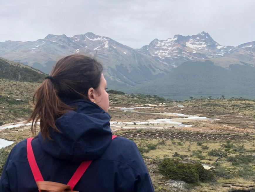 trilha laguna esmeralda ushuaia
