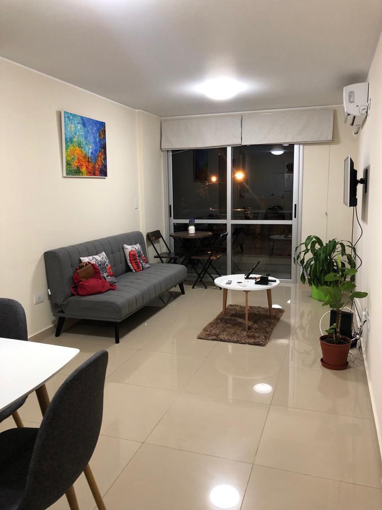 sala ap airbnb em córdoba