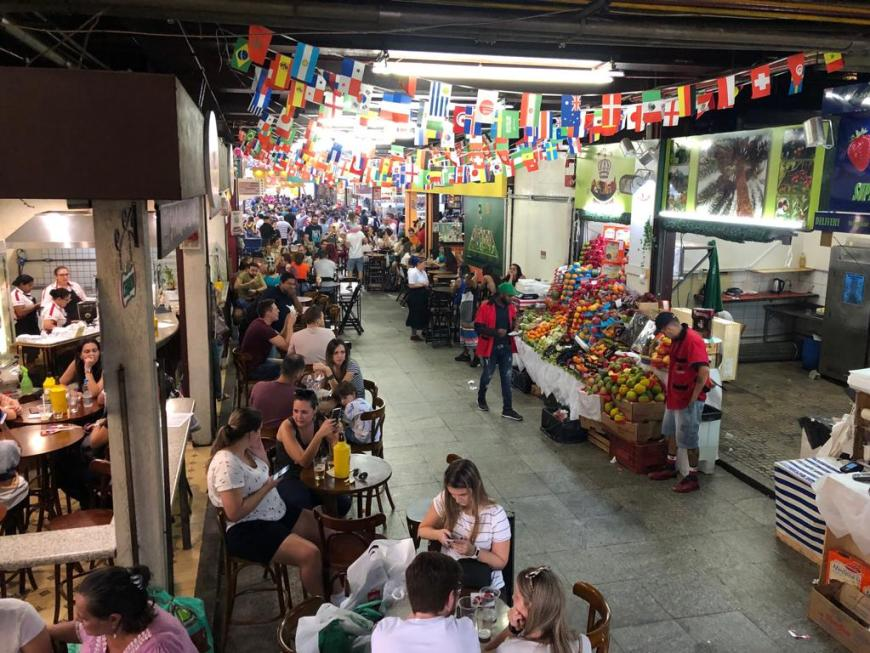 Mercadão de São Paulo
