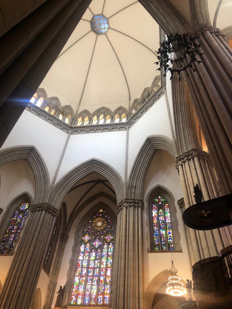 Catedral da Sé vitral