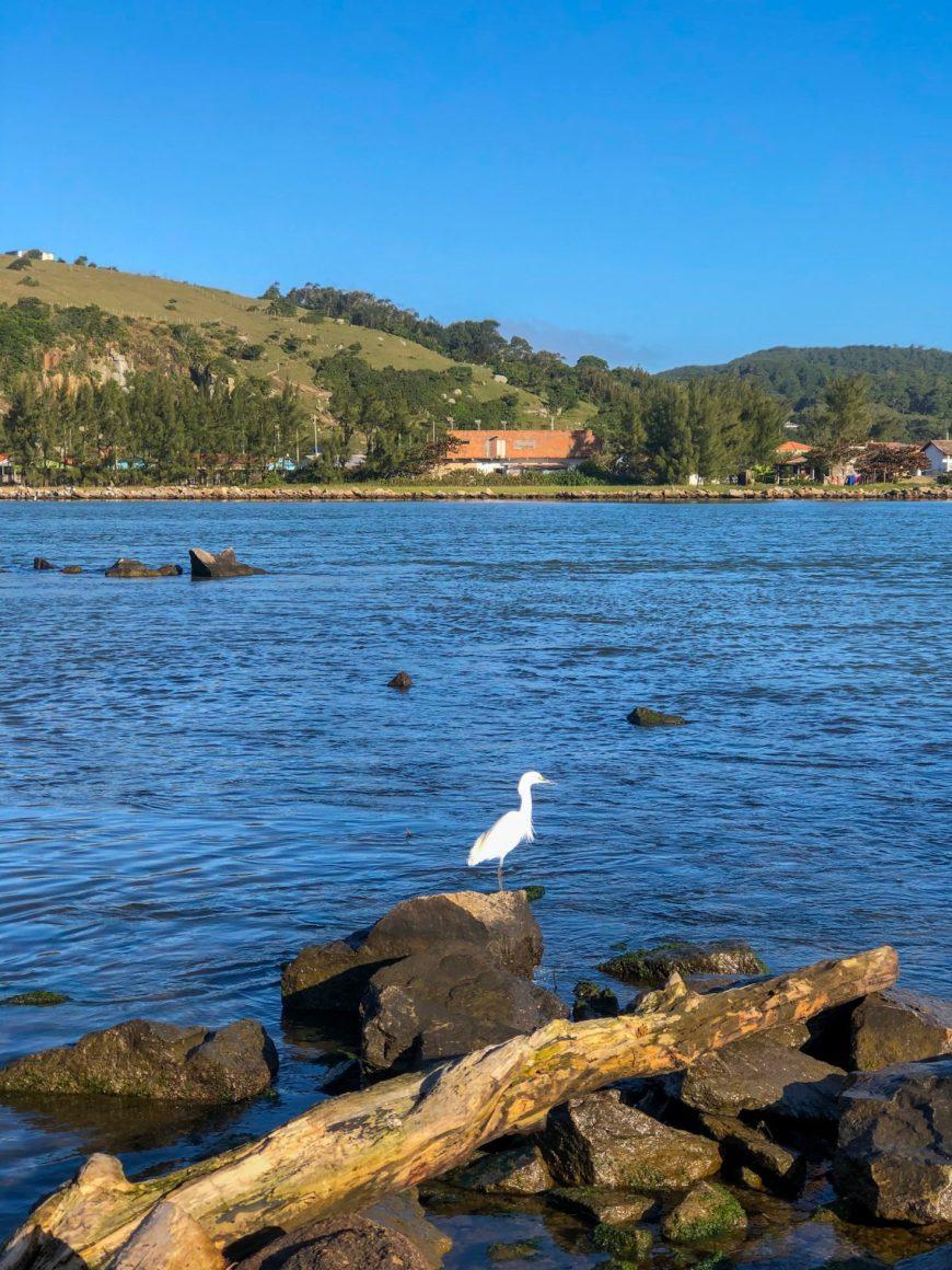 Molhes da Barra Laguna Gaivotas