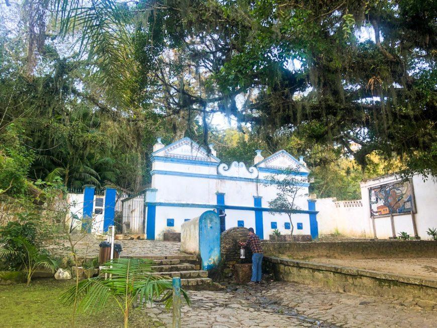 Fonte da Carioca Laguna