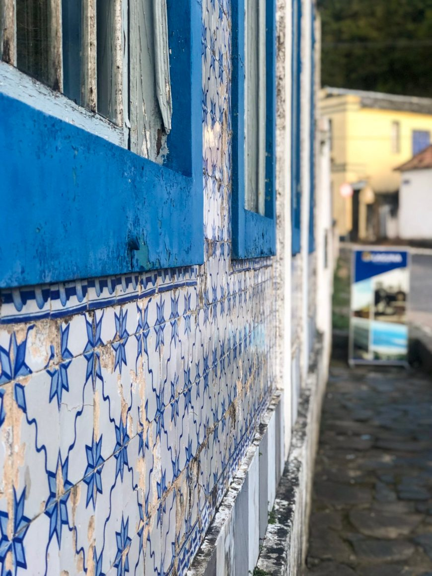 Azulejos Casa Pinto D'ulysséa Laguna