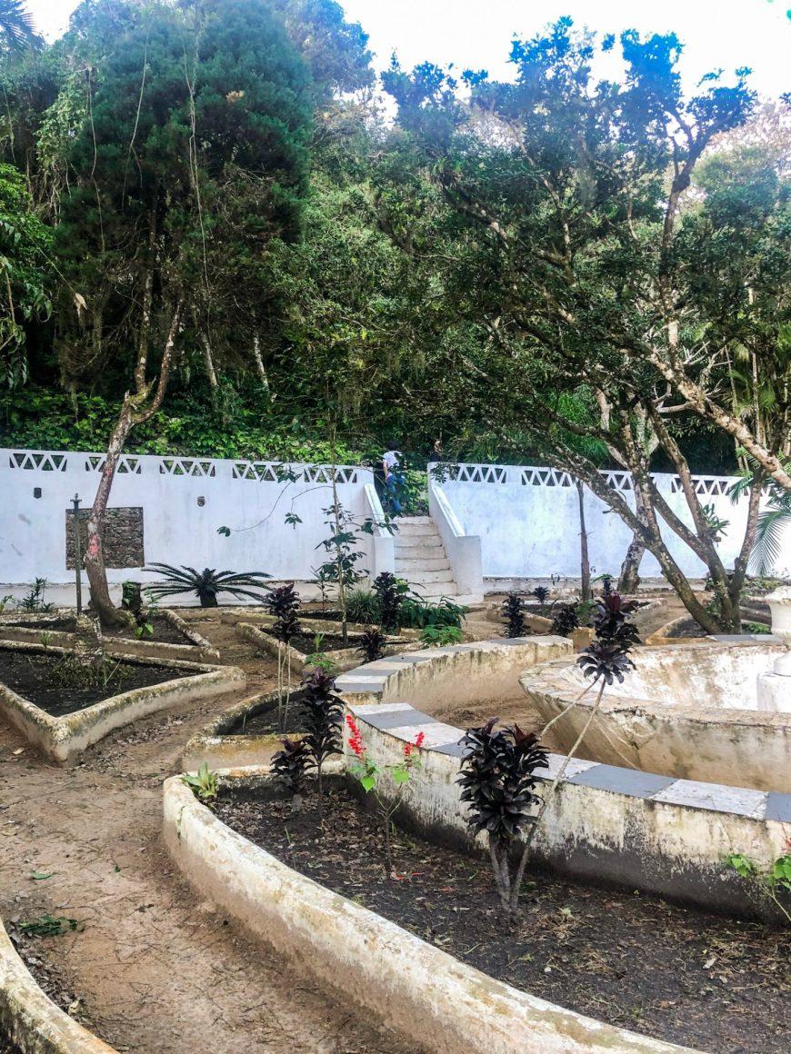 Jardim Casa Pinto D'ulysséa Laguna