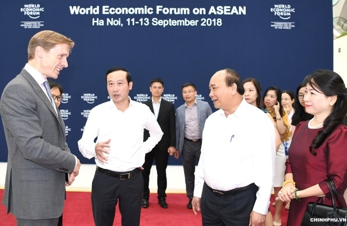 Image result for wef asean 2018 vietnam