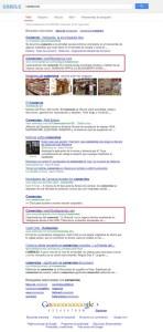 Resultados Google 16/01/2013   vivirENbolivia.net