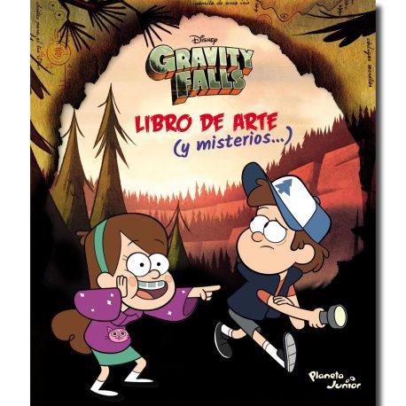 portada_gravity-falls-libro-de-arte-y-misterios-performing-book_disney-publishing-worldwide_201901102007